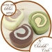 Swiss Roll Kitchen Sponge