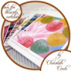 Love for Desserts Lined Notebook