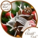 Gingerbread Man Earphone Cable Winder